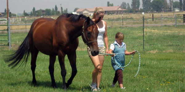 Sheridan Creek Equestrian Center Horseback Riding Nevada