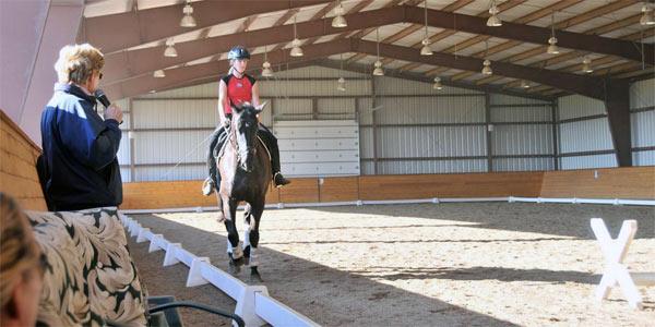 Sheridan Creek Equestrian Center Lake Tahoe CA