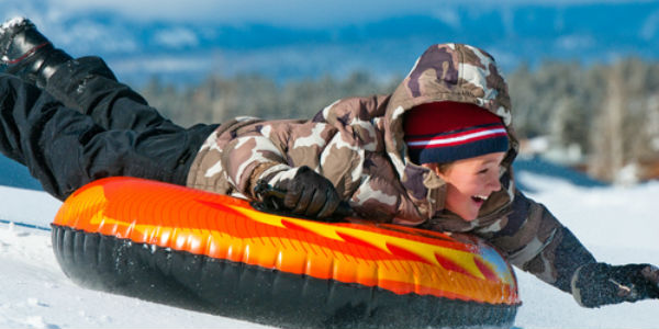 Sierra Mountain Sports Tubing Hill