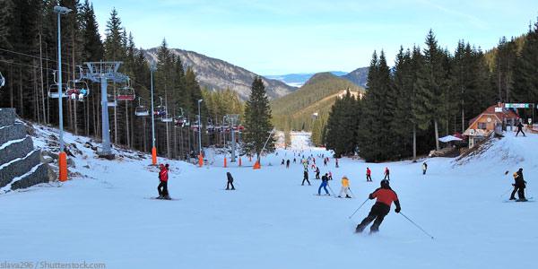 Sierra at Tahoe Ski Resort Twin Bridges CA