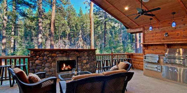 South lake tahoe vacation rental homes for Rent a cabin in lake tahoe ca