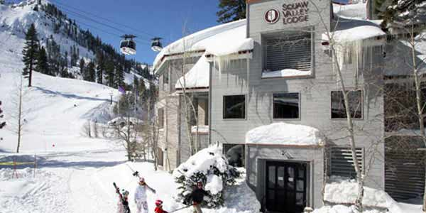 Squaw Valley Lodge Lake Tahoe CA
