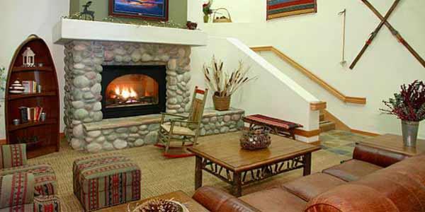 Squaw Valley Lodge Lake Tahoe California