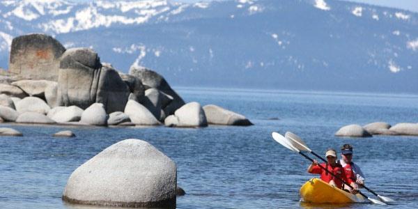 Star Tour Kayak Adventure Lake Tahoe CA