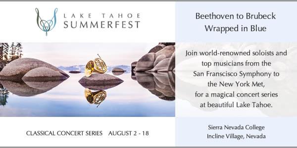 Lake Tahoe Summerfest
