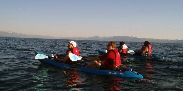 Sunset Fridays Lake Tahoe CA