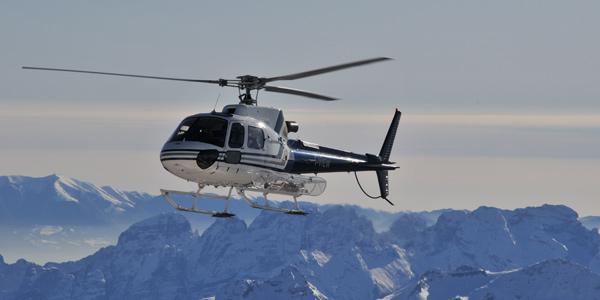 Lake Tahoe Sunset Helicopter Flight