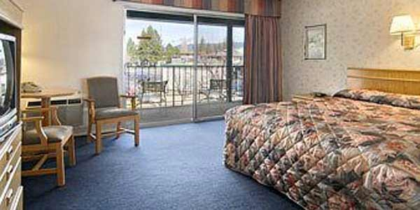 Super 8 Motel Lake Tahoe CA