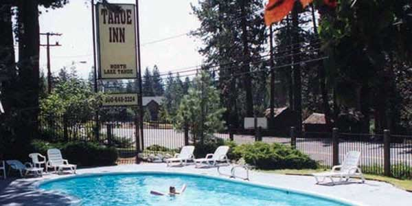 Tahoe Inn Kings Beach California