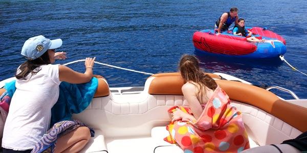 Tahoe Jet Boats Family