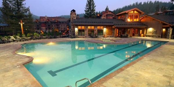 Tahoe Mountain Resorts Lodging Lake Tahoe