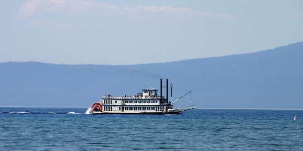 The Tahoe Queen Cruise South Lake Tahoe CA