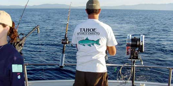 Tahoe Sport Fishing TB Lake Tahoe CA