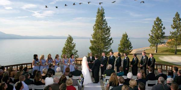 South Lake Tahoe Weddings California