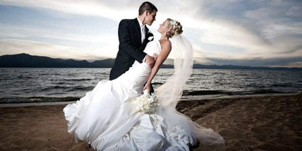 Weddings Lake Tahoe CA