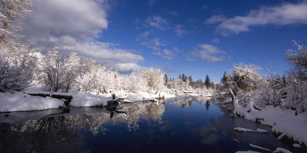 Taylor Creek Visitor Center South Lake Tahoe CA
