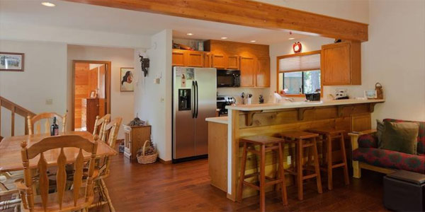Deluxe Vacation Rentals Tahoe City CA