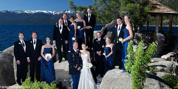 Weddings in Lake Tahoe CA