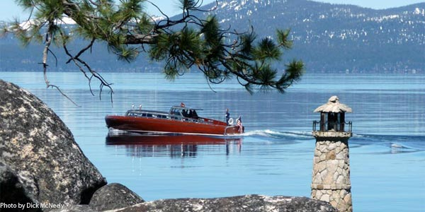 Thunderbird Preservation Society Private Group Tours Lake Tahoe California