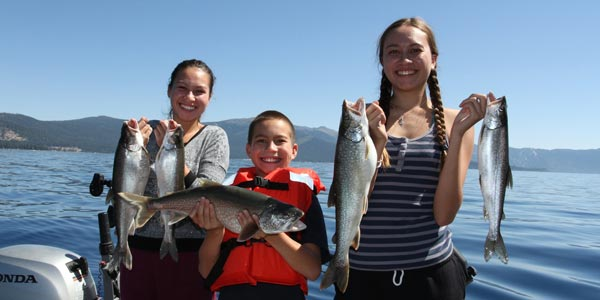 Tight Lines Fishing Guided Tours USDA Forest Service Special Use Permitted