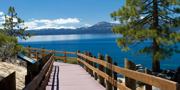 Tahoe Real Estate California