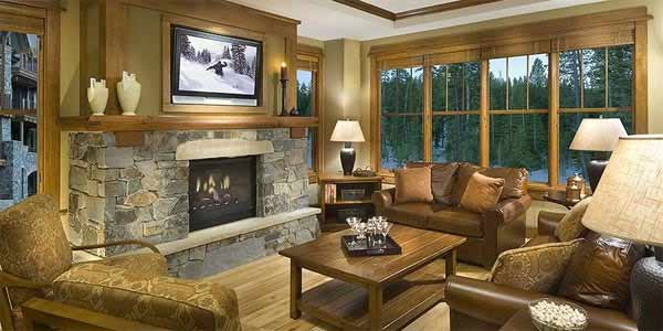 Tahoe Mountain Resorts Lodging Truckee CA