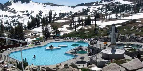 The Village at Squaw Valley Hotel Tahoe California