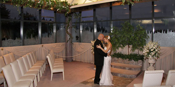 The Wedding Chapel at Harveys Lake Tahoe California