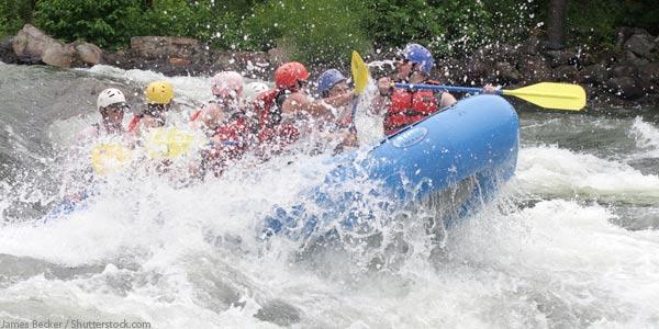 Rafting River Trips Tahoe City California