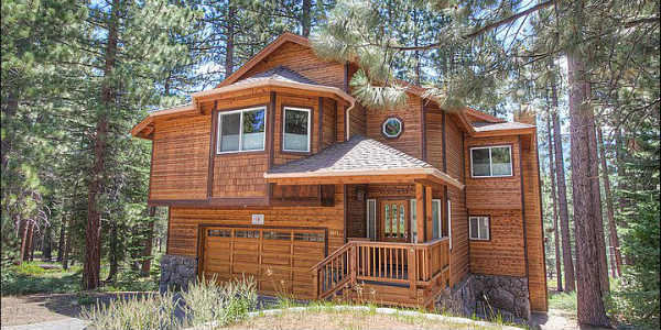 Wooded Mountain Rental