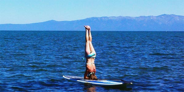 Yoga in Tahoe California