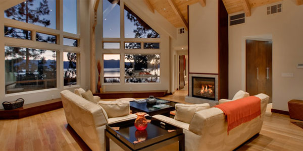 Lake Tahoe Wedding Accommodations: rent a cabin in lake tahoe ca