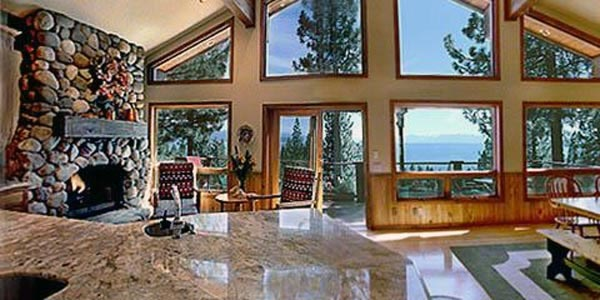 ideas excellent lake home arrangement about with cottages rentals remodel easylovely tahoe winter decor cabin