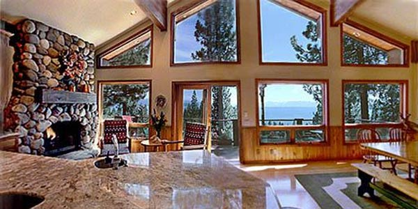 Lake tahoe vacation rentals by owner for Cabin rental tahoe