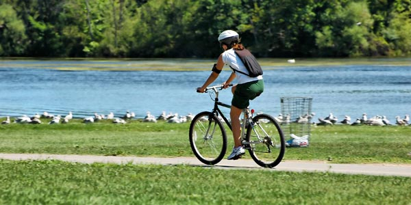 Kirkwood Mountain Bike Park Lake Tahoe CA