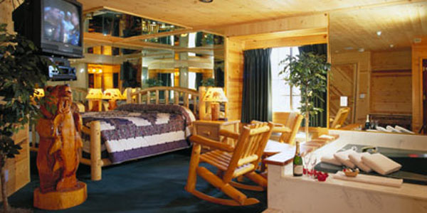 Fantasy Inn and Wedding Chapel Tahoe California