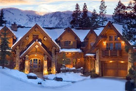 The Holidays in Lake Tahoe