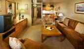Aston Lakeland Village Beach and Mountain Resort Hotel Room with Sofa