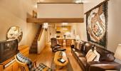 Aston Lakeland Village Beach and Mountain Resort Hotel Guest Living Room
