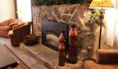 Avalon Lodge Fireplace
