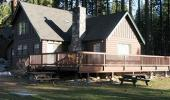 The Cabins at Zephyr Cove Hotel Outside