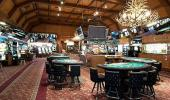 Cal Neva Lodge and Casino Blackjack Tables