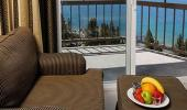 Cal Neva Lodge and Casino Guest Sofa