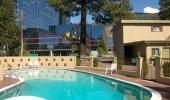 The Capri Motel Swimming Pool