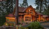 Cedar Glen Lodge Hotel Exterior