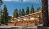 Cedar Glen Lodge Hotel Front