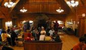 Clair Tappaan Lodge Hotel Lobby