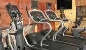 Courtyard by Marriott Hotel Fitness Center
