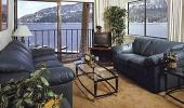 Donner Lake Village Resort Guest Living Room