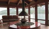Donner Lake Village Resort Fireplace